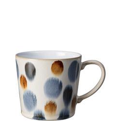 Spot Painted Large Mug