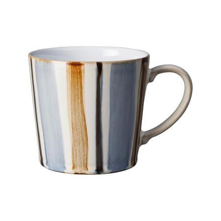Brown Stripe Mug
