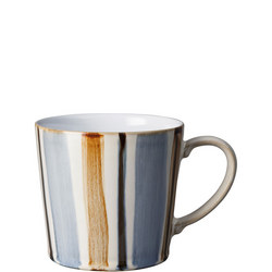 Brown Stripe Mug