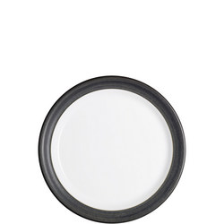 Natural Charcoal Medium Plate