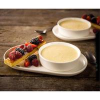 Gastro Two Dessert Plate & Dish Set