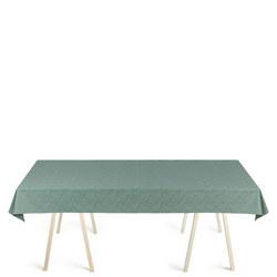 Arne Jacobsen Dusty Green Tablecloth
