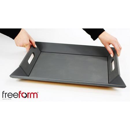 Freeform Tray Silicone  Bamboo