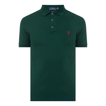 Stretch Slim Fit Polo Shirt