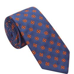 Flower Patten Tie