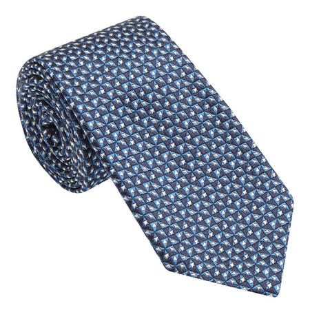 Diamond Square Tie