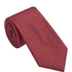 Diamond Motif Tie