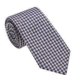 Houndstooth Pattern Tie
