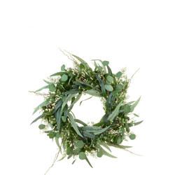 Helmsley Foliage Wreath 60Cm