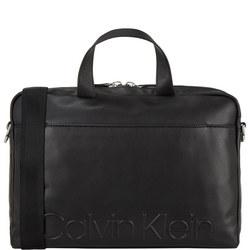 Elevated Logo Laptop Bag