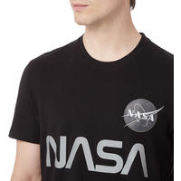 NASA Reflective Logo T-Shirt