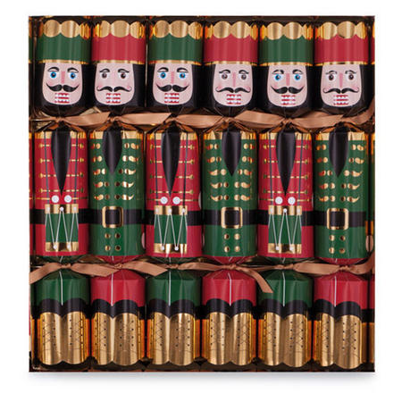 Nutcracker Cracker Set
