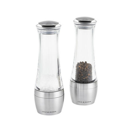 Amesbury Stemless Pepper Mill 190mm