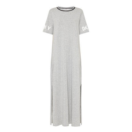 Logo Sleeve Night Dress