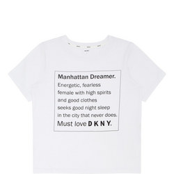 Manhattan Dreamer Pyjama T-Shirt