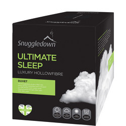 Ultimate Sleep 10.5 Tog Duvet
