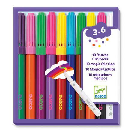 Magic Felt Tip Pens