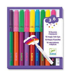Magic Felt Tip Pens