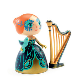 Eliza And Ze Harpe Arty Toy Figure