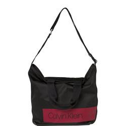 Block Out Shoulder Bag