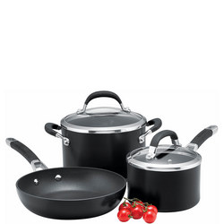 Premier Professional 3 Piece Set Black