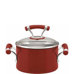 Chakall Saucepot 16cm Covered Red