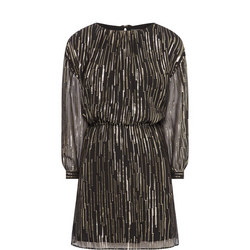 Lurex Tunic Dress
