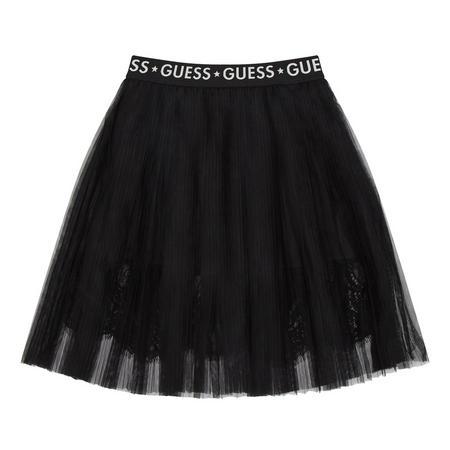 Girls Mesh Skirt