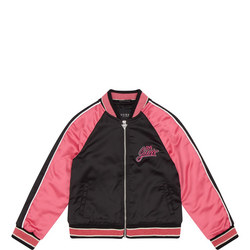 Girls Baseball Jacket