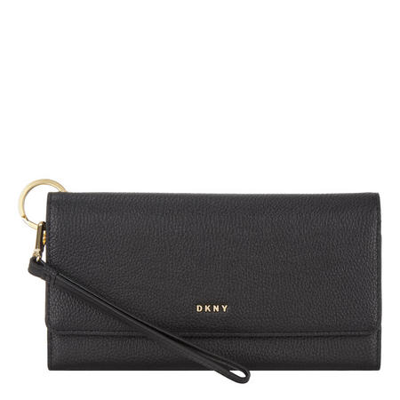Chelsea Leather Carryall Wallet