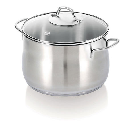 Royal Stockpot  Lid 24 Cm Stainless Steel