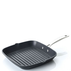 Tritanium Grillpan 26Cm Black