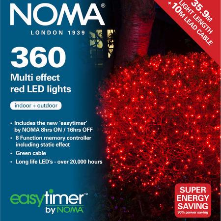360 LED Multifunction Lights