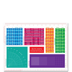 Glass Worktop Saver Multicolour