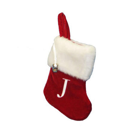 Mini Stocking Tree Decoration J