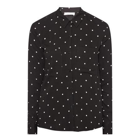 Milly Polka Dot Shirt