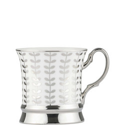 Vine Mug Silver