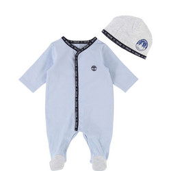 Babygrow And Hat Set
