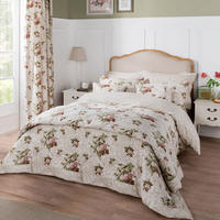 Antique Floral Coordinated Bedding