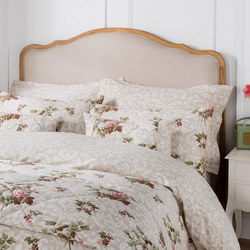 Antique Floral Oxford Pillowcase