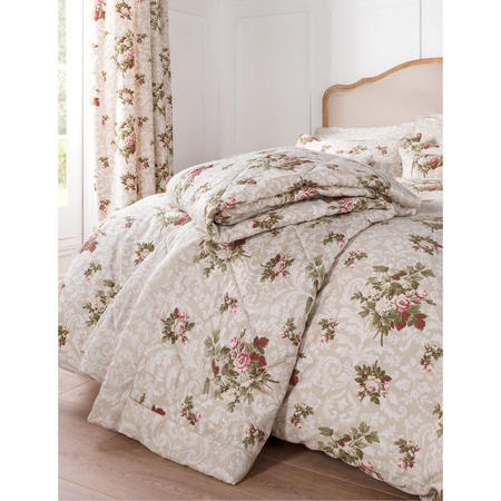 Antique Floral Bedspread