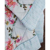 Oriental Watercolour Bedspread
