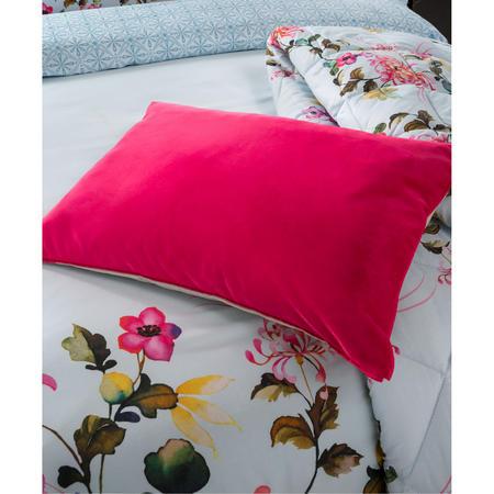 Oriental Watercolour Cushion