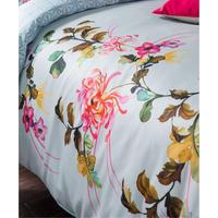 Oriental Watercolour Duvet Cover