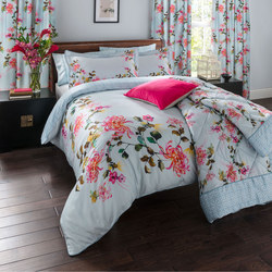 Oriental Watercolour Duvet Cover