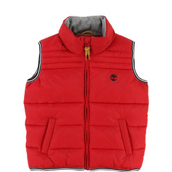 Tipped Trim Gilet