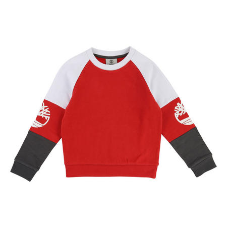 Retro Crew Neck Sweat Top