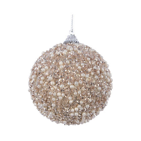 Chandelier Bauble With Beads