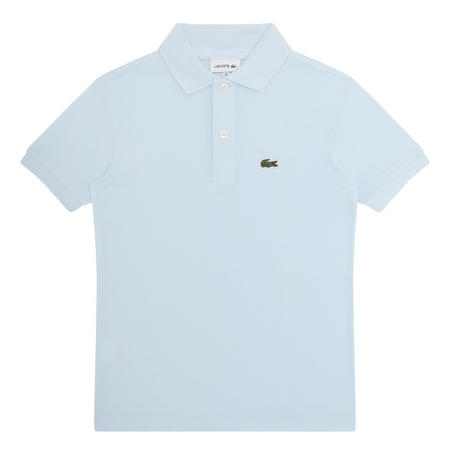 Boys Piqué Polo Shirt