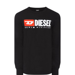 Denim Division Long Sleeve T-Shirt